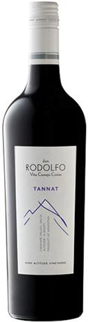 Don Rodolfo Tannat Vina Cornejo Costas High Altitude Vineyards